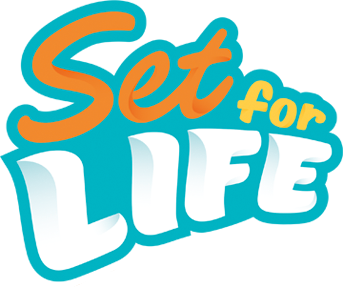 Set For Life logo